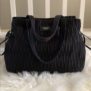 Victoria Secret tote bag color black
